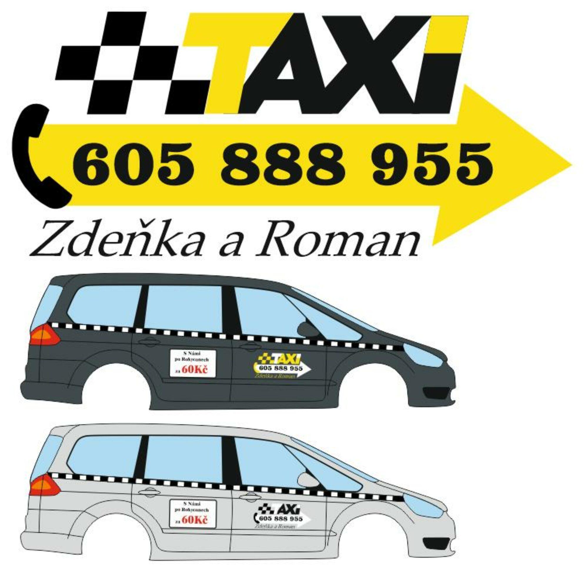 taxirokycany.cz